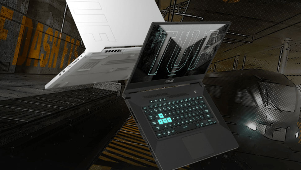Asus TUF Dash F15 | Top Gaming Laptops To Game On The Go