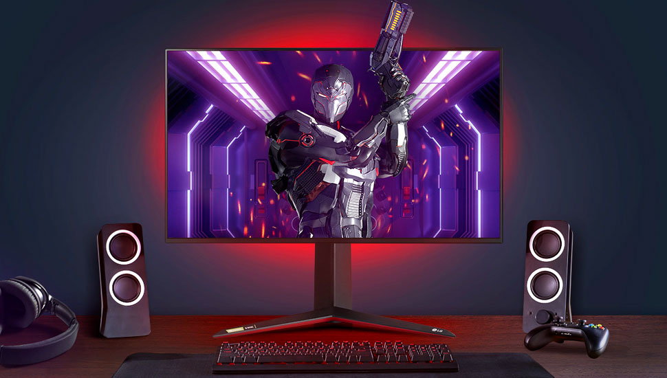 LG UltraGear | The Top Gaming Monitors For Your Favourite Games: 4K, 144Hz, 240Hz & Curved