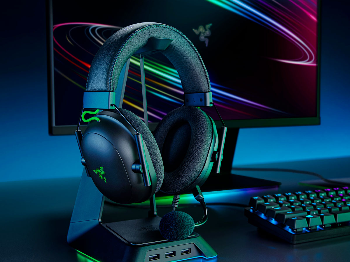 Razer Blackshark V2 Gaming Headset | Top Wired & Wireless Gaming Headsets For Extreme Sound Quality