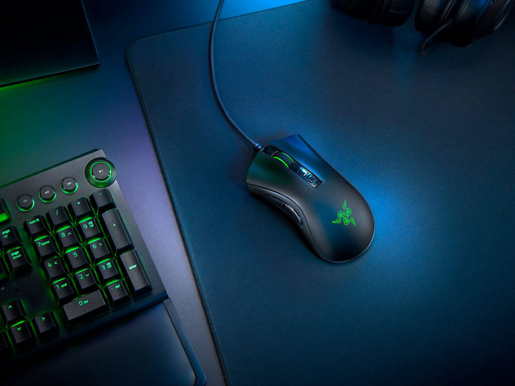 Razer DeathAdder Elite Gaming Mouse 1 | Top Wired & Wireless Gaming Mice For Better Speed And Accuracy