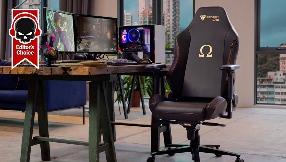 Secretlab Omega Series   Top Computer Gaming Chairs For PC Gamers