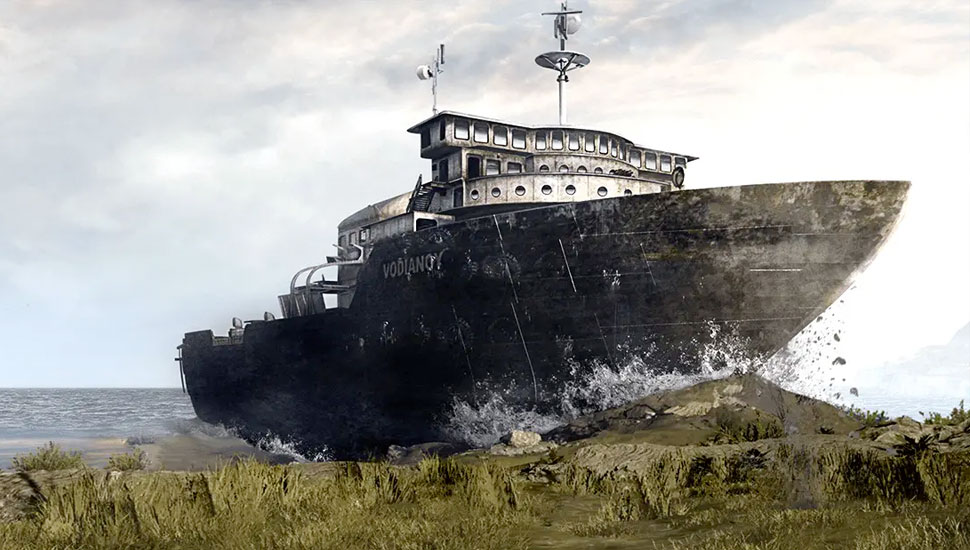 Warzone Shipwreck | Call Of Duty: Warzone Season 2 Updates, Patch Notes & Map Changes