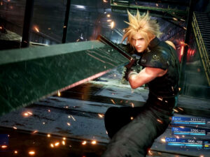 Final Fantasy VII Remake PS Plus Free Games March 2021